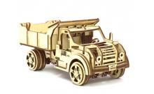 Wood Trick Вантажівка - Механічна модель-конструктор з дерева