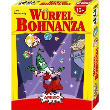 Wurfel Bohnanza (Бонанза на кубиках) - Настольная игра