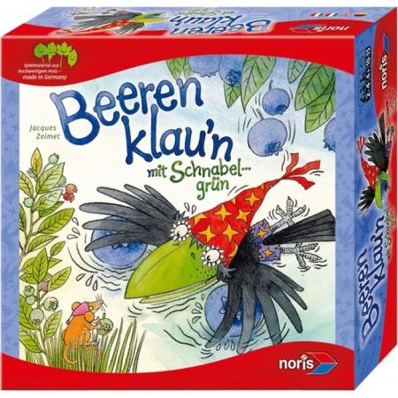 Ягодный воришка (Catching berries) - Настольная игра