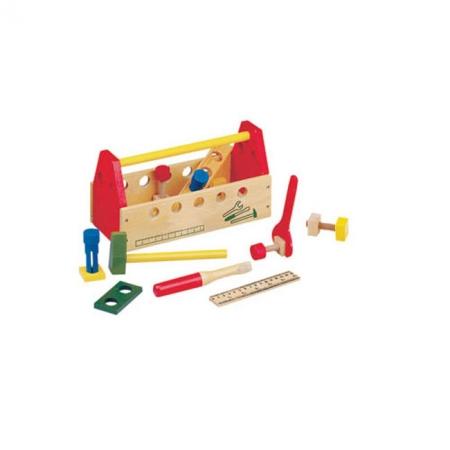 Ящик с набором инструментов, BINO (82146)