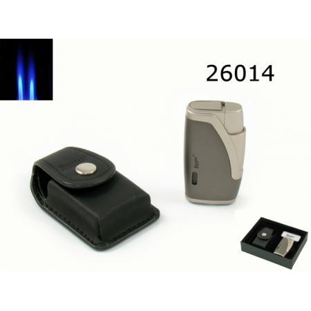 Зажигалка для сигар Eurojet, газ, турбо (26014)