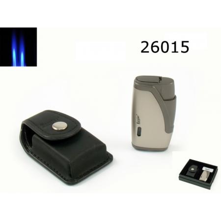 Зажигалка для сигар Eurojet, газ, турбо (26015)