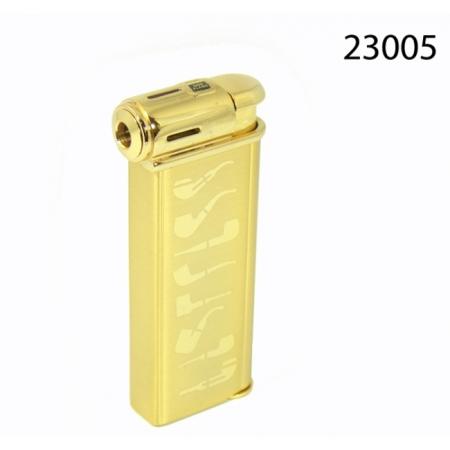 Зажигалка трубочная Sarome, газ, пьезо (23005)