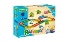 Железная дорога 3,1 м Kid Cars, Wader, 51701