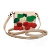 Женская кожаная сумка через плечо от Елены Юдкевич UNIQUE U (ЮНИК Ю) U36166040