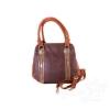 Женская сумка из качественного кожезаменителя RICHEZZA (РИЧЕЗЗА) W6-302-coffee