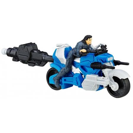 Зимний солдат на мотоцикле, Avengers, B6769 (B5769)