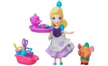 Золушка и медвежонок Гас, Маленькое королевство, Disney Princess, Hasbro, B5333 (В5331-2)