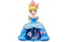 Золушка в платье с волшебной юбкой, Маленькое королевство, Disney Princess Hasbro, B 8965 (B8962-3)
