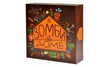 Зомби в доме - Настольная игра. Магеллан (MAG03628)