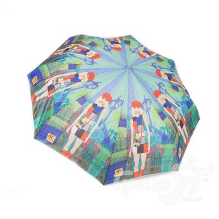 Зонт детский автомат THREE ELEPHANTS WL34031-2