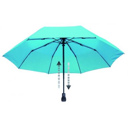 Зонт EUROSchirm Light Trek automatic iceblue