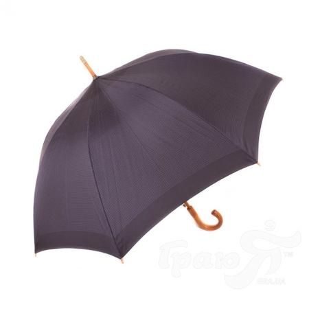 Зонт-трость мужской полуавтомат с большим куполом ZEST (ЗЕСТ) Z41652-2