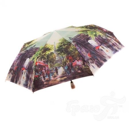 Зонт женский полуавтомат ZEST (ЗЕСТ) Z23625-2